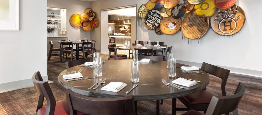 Private Dining Counting House